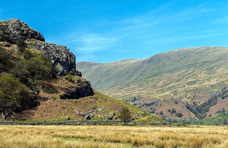The Upper Kentmere Valley