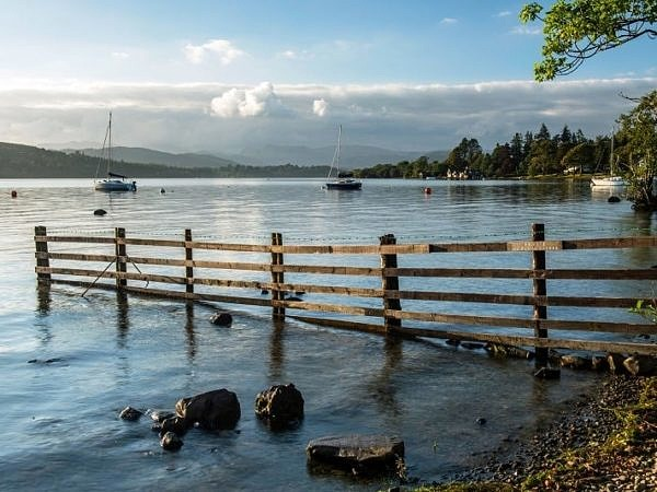 Windermere from Miller Ground Lake District