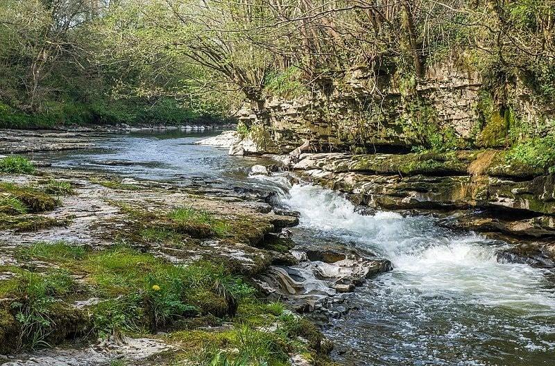 River Kent near Kendal Lake District web DSC_1358