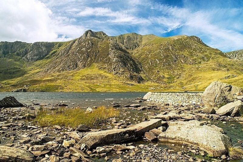 Llyn Idwal Snowdonia National Park