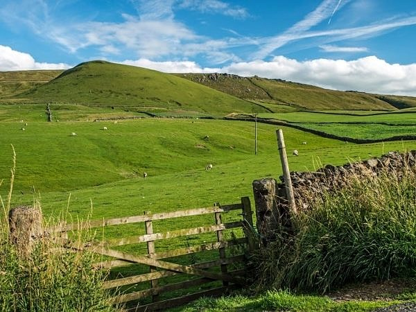 Cracoe and Rylestone Fells Yorkshire Dales