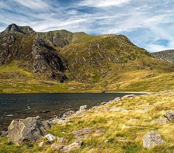 Cwm Idwal Snowdonia