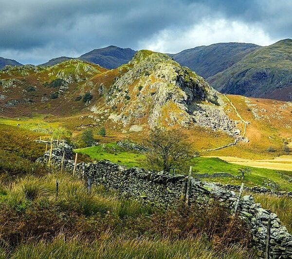 The Bell Coniston Fells Lake District
