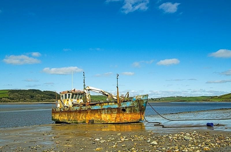 The Vicky Leigh at Ferryside