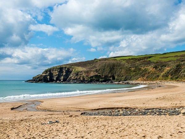 Praa Sands South Cornish Coast Cornwall A