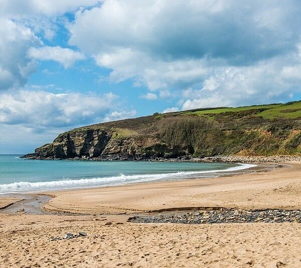 Praa Sands South Cornish Coast Cornwall A