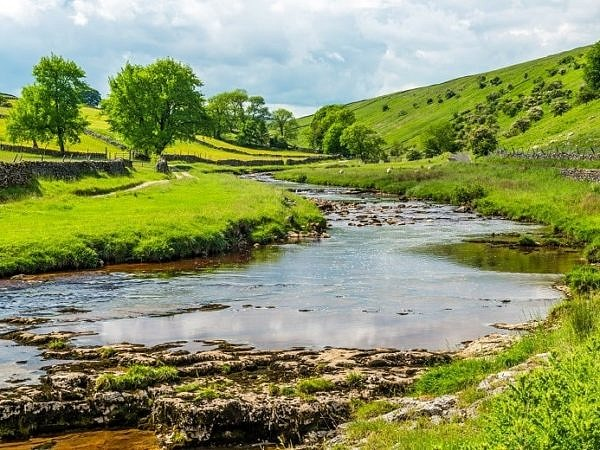 Langstrothdale and the River Wharfe