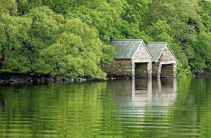 Boatsheds Llyn Dinas