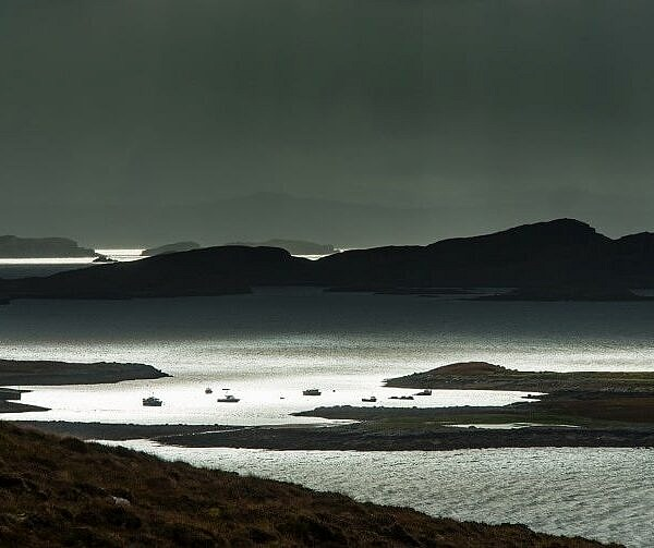 Summer Isles off the Coigach Peninsula