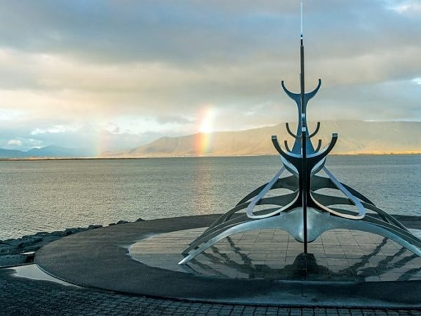 The Sun Voyager Reyjkjavic