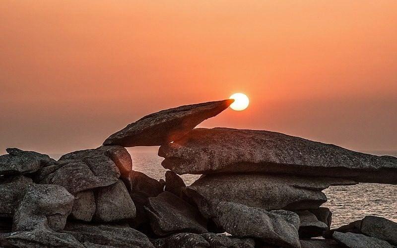 Sunrise at Peninnis Headland