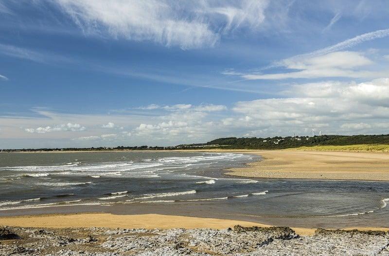 Estuary of the River Ogmore