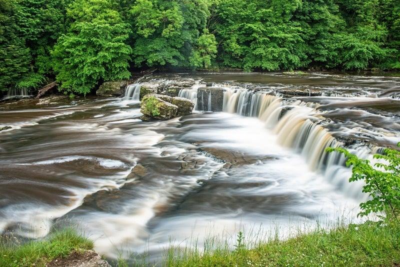 Upper Aysgarth Falls Wensleydale