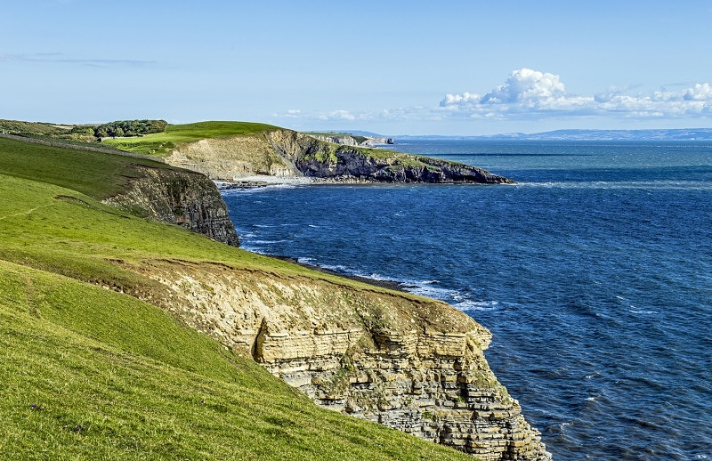 Glamorgan Heritage Coast Ogmore by Sea