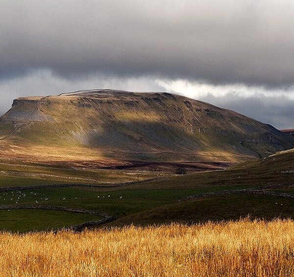 Pen y Ghent in the Yorkshire Dales
